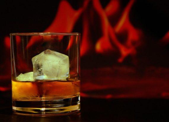Алкоголь и душа