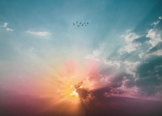 Небо в Коране